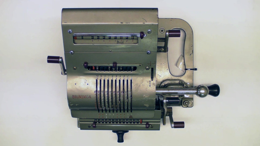 Brunsviga II - Mechanical Calculator