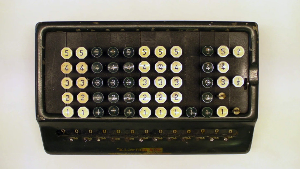 Klowther 400 - Mechanical Calculator