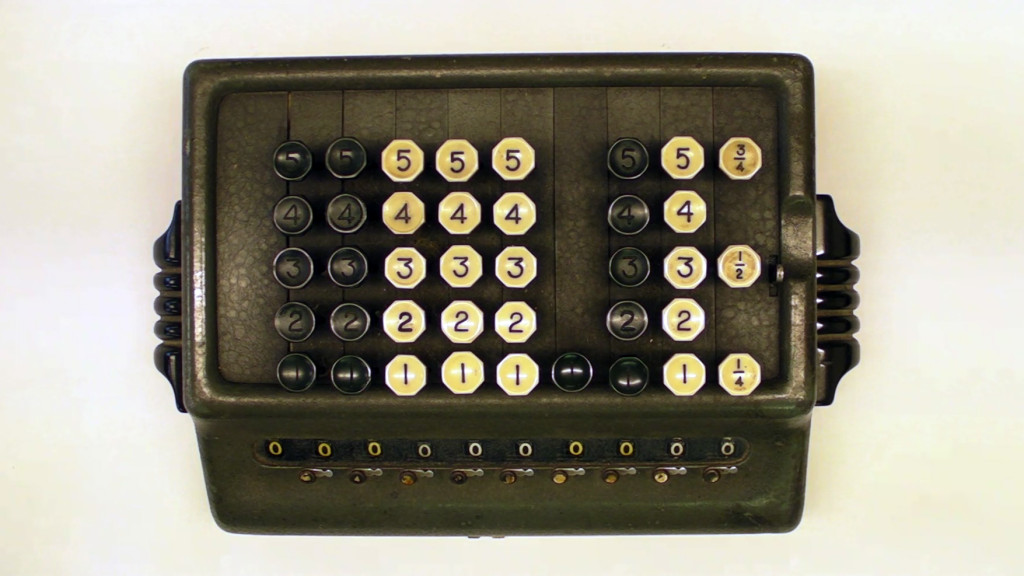Vintage - Mechanical Calculator