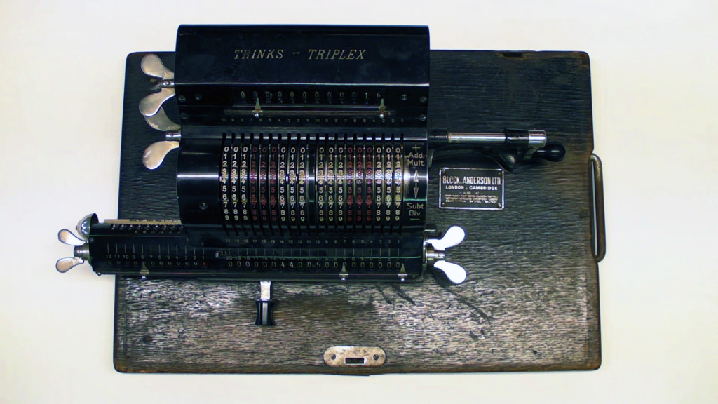 Trinks~Triplex - Mechanical Calculator